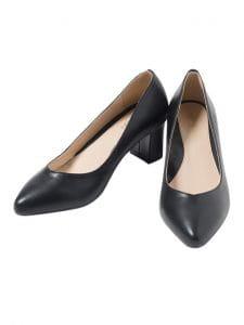 転職の面接に最適な女性の靴