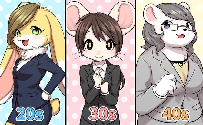 20・30・40代女性が正社員として転職するために気をつけること