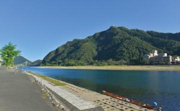 岐阜市の美しい景観
